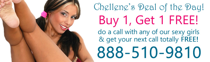 888-510-9810 buy 1, get 1 free Phone Sex